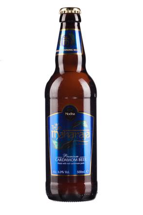 Modha True Maharaja Cardamom Beer