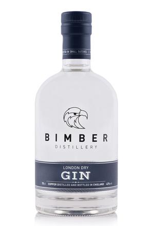 Bimber London Dry Gin image