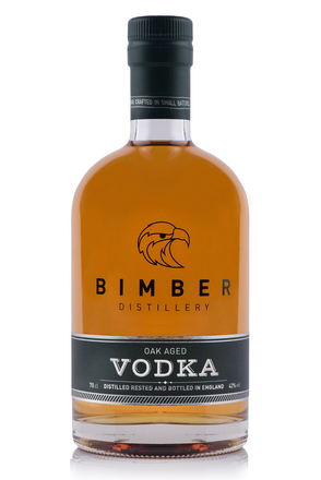 Bimber Oak Aged Vodka image