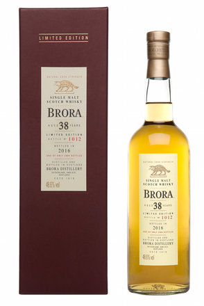Brora 38 Year Old (Distilled 1977)