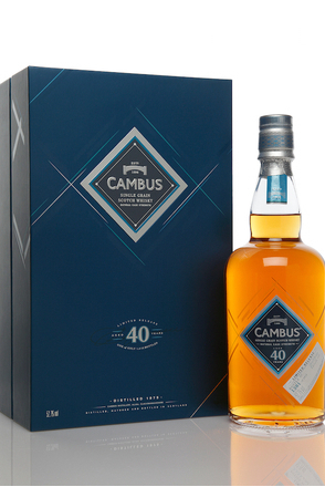 Cambus 40 Year Old (Distilled 1975) image