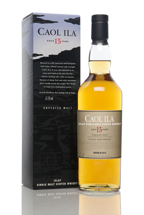 Caol Ila 15 Year Old Unpeated (Distilled 2000)