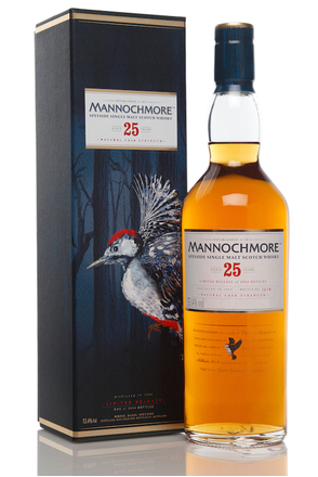 Mannochmore 25 Year Old (Distilled 1990) image