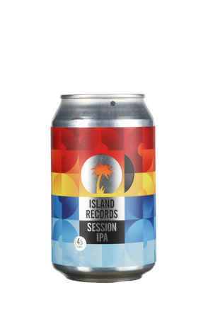 Island Records' Session IPA