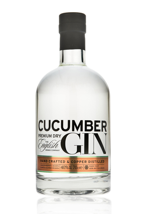 English Drinks Co. Cucumber Gin image