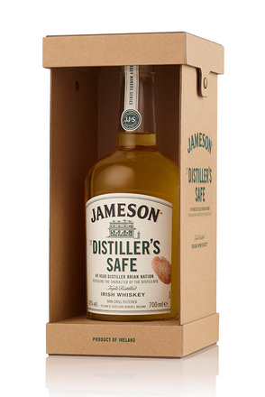 Jameson Distiller's Safe