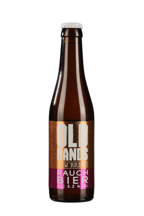 Old Hands New Brews Rauchbier image