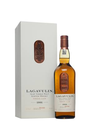 Lagavulin 1991 Single Cask 200th Anniversary