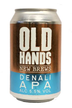 Old Hands New Brews Denali APA image