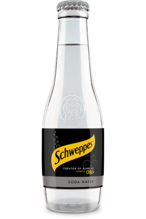 Schweppes Soda Water image