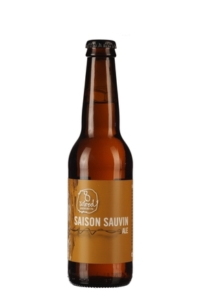 8 Wired Saison Sauvin Ale image