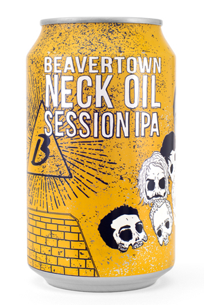 Beavertown Neck Oil Session IPA image