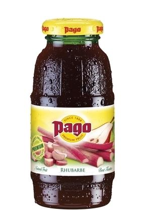 Pago Rhubarb & Pear