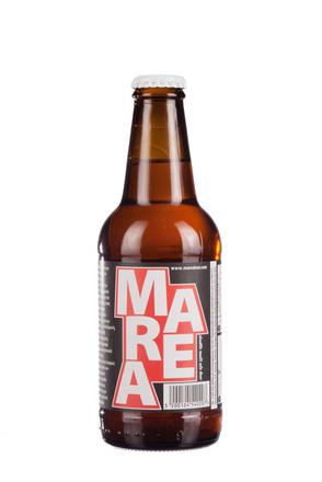 Marea Double Malt Ale image