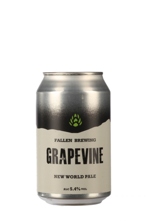 Fallen Brewing Grapevine New World Pale image