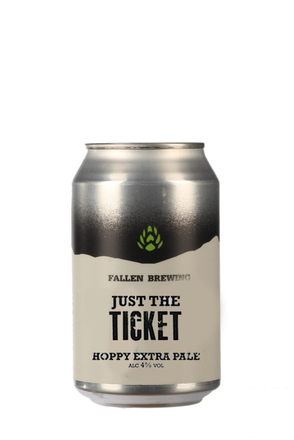 Fallen Brewing Just The Ticket Hoppy Extra Pale image