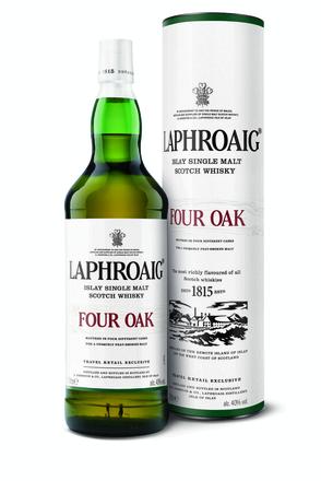 Laphroaig Four Oak Islay Single Malt Scotch Whisky image
