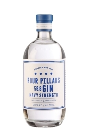 Four Pillars Navy Strength Gin image