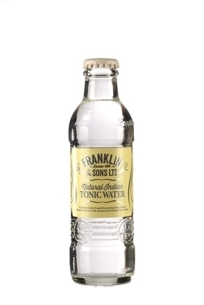 Franklin & Sons Natural Indian Tonic Water image