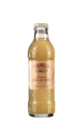 Franklin & Sons Brewed Ginger Beer image