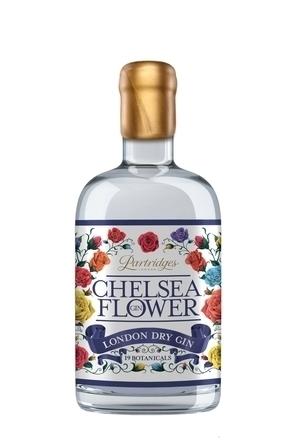 Partridges Chelsea Flower Gin image