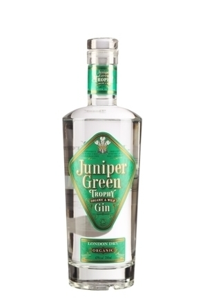 Juniper Green Trophy Gin image