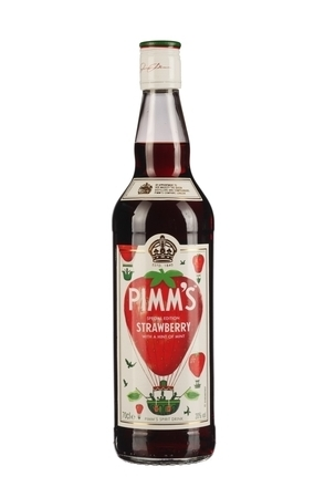 Pimm's Strawberry & Mint image