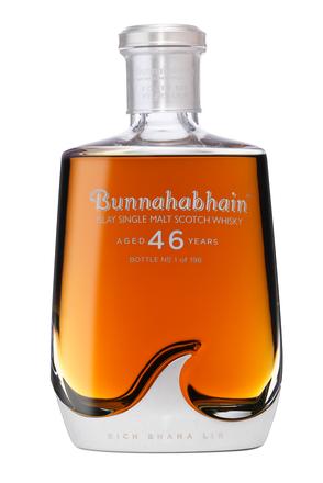 Bunnahabhain 46 Year Old Eich Bhana Lìr