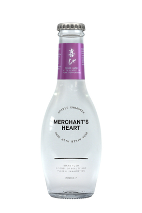 Merchant's Heart Tonic Water With A Hint Of Pink P