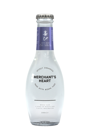Merchant's Heart Tonic Water With Floral Aromatics