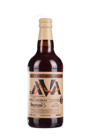 Septem Lava Imperial India Red Ale image