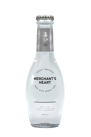 Merchant's Heart Tonic Water
