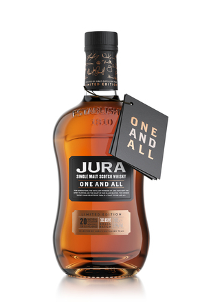 Jura One And All (cask strength) 20 Year Old