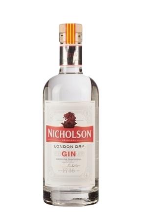 Nicholson Original Gin image