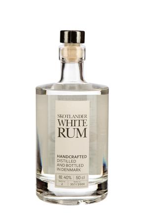 Skotlander White Rum image