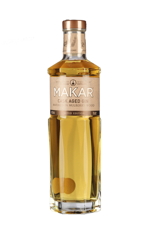Makar Mulberry Aged Gin image
