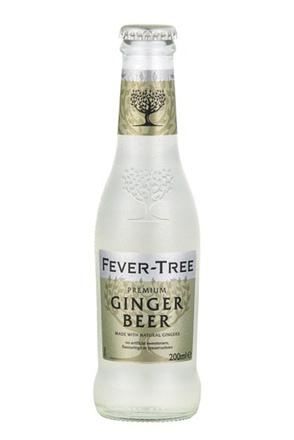 Fever Tree Ginger Beer image