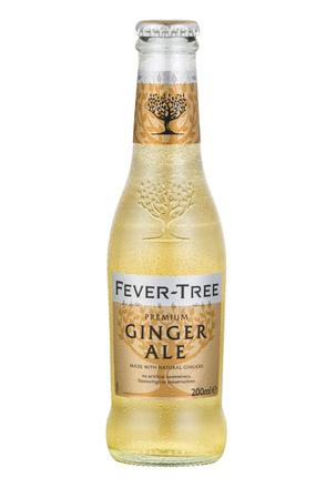 Fever-Tree Ginger Ale image
