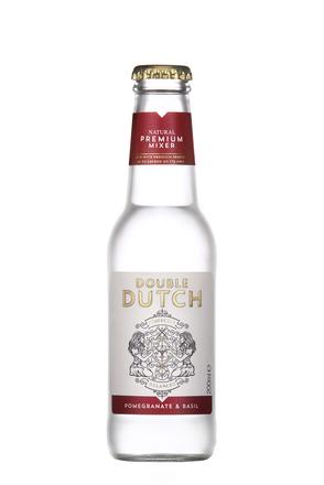 Double Dutch Pomegranate & Basil image