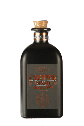 Copperhead Black Batch Gin image
