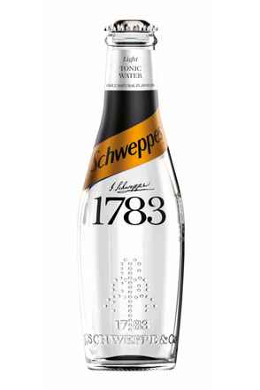Schweppes 1783 Light Tonic