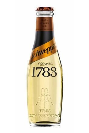 Schweppes 1783 Ginger Ale image