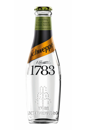 Schweppes 1783 Cucumber Tonic image
