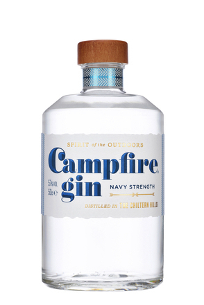 Campfire Navy Strength Gin image