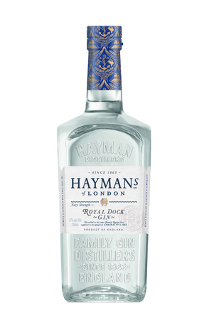 Hayman's Royal Dock of Deptford Gin