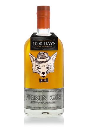 Firkin Gin 1000 Days Aged