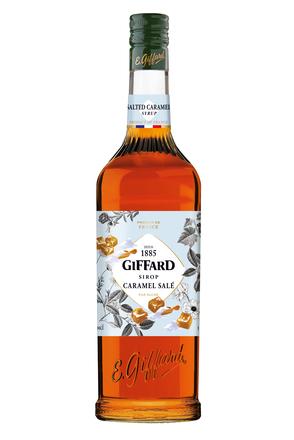 Giffard Salted Caramel Syrup image