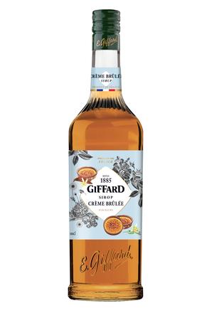 Giffard Crème Brulée Syrup