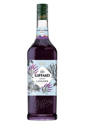 Giffard Lavender Syrup
