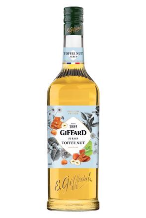 Giffard Toffee Nut Syrup